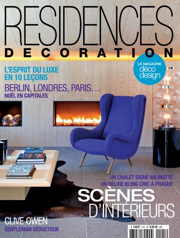 Residences Decoration - Janvier/Février 2015