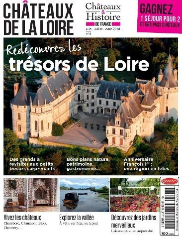Châteaux De La Loire - Juin-Août 2015