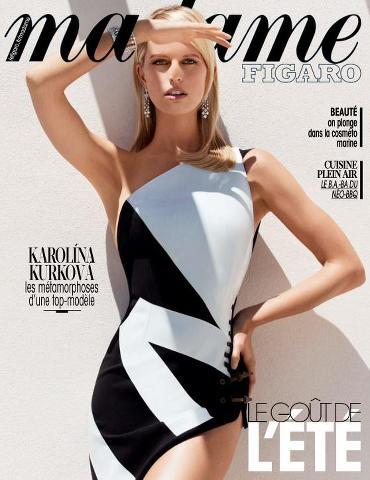 Madame Figaro - 17 Juillet 2015