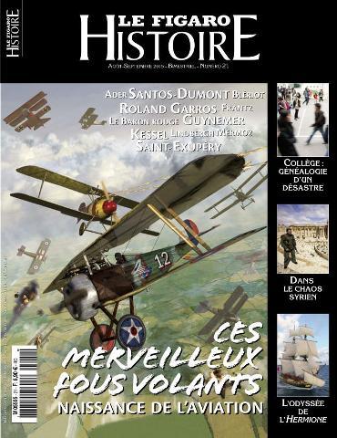 Le Figaro Histoire 21 - Août-Septembre 2015