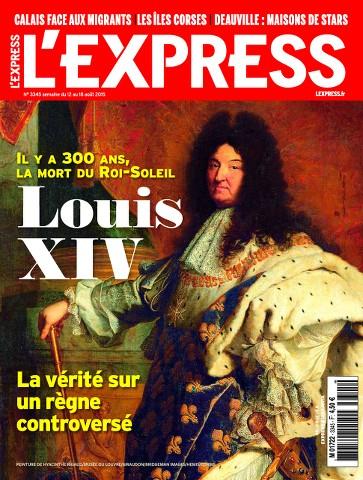L'Express 3345 - 12 au 18 Août 2015