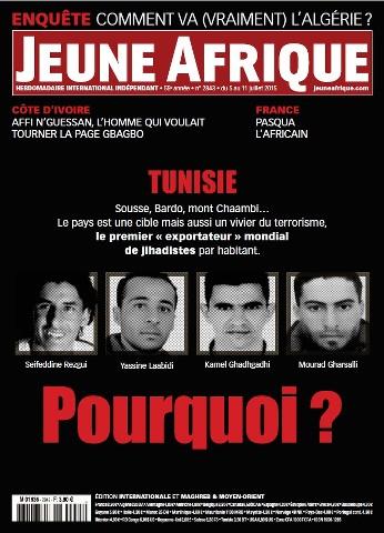 Jeune Afrique - 5 Juillet 2015