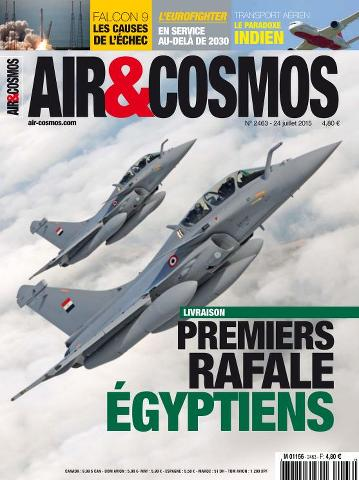 Air & Cosmos 2463 - 24 au 30 Juillet 2015