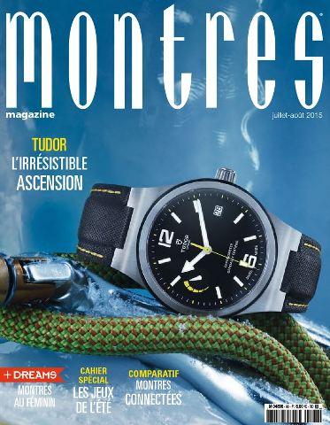 Montres Magazine 98 - Juillet-Aout 2015