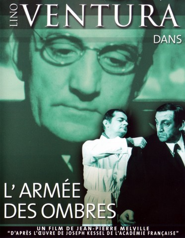 sRhAcC Jean Pierre Melville   LArmée des ombres AKA Army of Shadows [+Extras] (1969)
