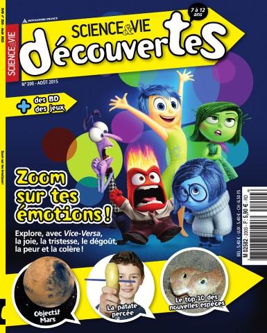 Science & Vie Découvertes 200 - Aout 2015