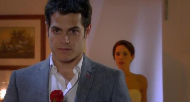 Alfonso Dosal y Camila Sodi
