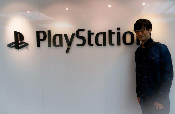 Hideo Kojima Playstation