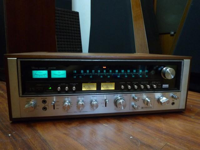 Amply sansui 500x-sansui 9090db-pioneer sx-5500-marantz 2235 ...