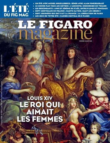 Le Figaro Magazine - 14 Août 2015