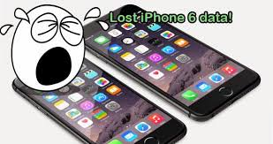 Recover Deleted/Lost Files from iPhone 6