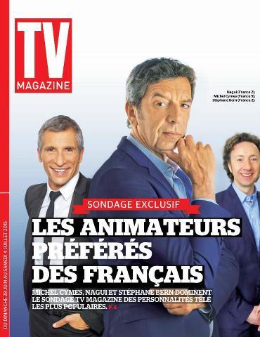 TV Magazine - 28 au 4 Juillet 2015