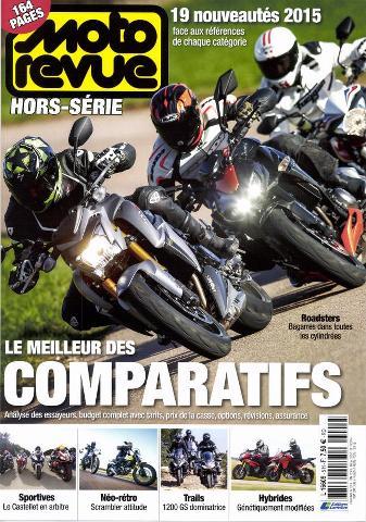 Moto Revue Hors-Série 35 - Eté 2015
