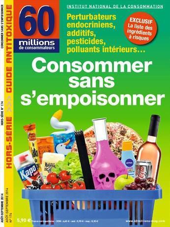 60 Millions de Consommateurs Hors-Série 174 - Aout-Septembre 2014