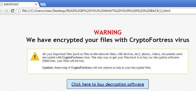 CryptoFortress