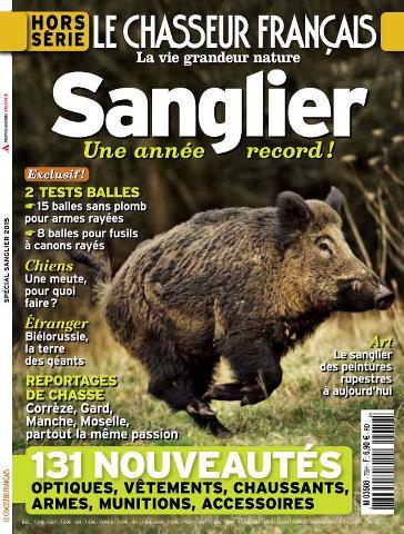 Le Chasseur Français Hors-Série - Sanglier 2015