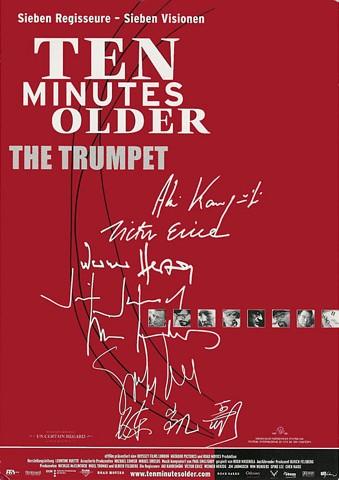 zIh9Eq Various   Ten Minutes Older: The Trumpet (2002)