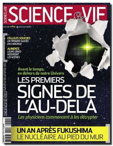Science Et Vie 1134 Mars 2012