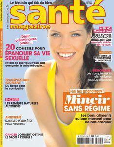 Santé Magazine 476 - Aout 2015