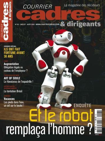 Courrier Cadres & Dirigeants - Juillet-Août 2015