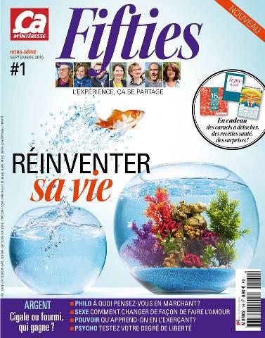 Ça M'Intéresse Fifties Hors-Série - Septembre 2015