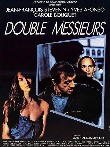 dfGC27 Jean François Stévenin   Double messieurs AKA Double gentlemen (1986)