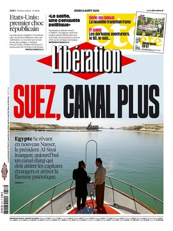 Liberation Du Jeudi 06 Août 2015