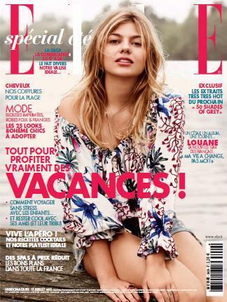 ELLE France 3629 - 17 Juillet 2015