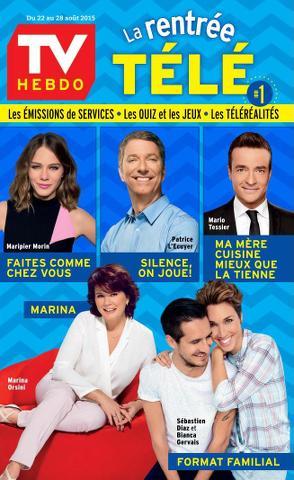 TV Hebdo - 22 au 28 Août 2015