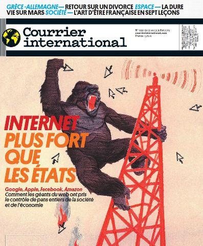 Courrier International 1290 du 23 au 29 juillet 2015