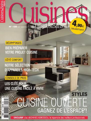 Cuisines & Bains 158 - Août septembre 2015