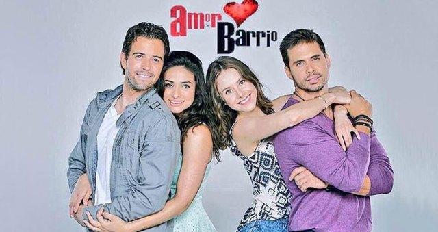 Final Amor de Barrio en Vivo – Domingo 8 de Noviembre del 2015