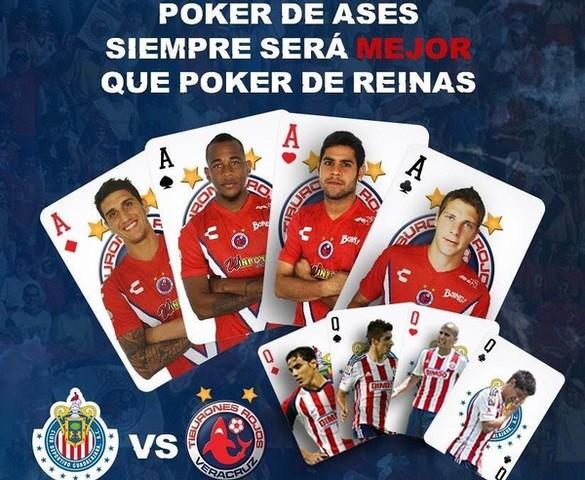 Poker chivas