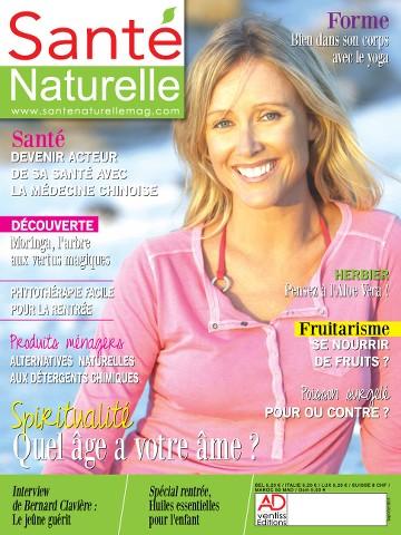Santé Naturelle 47 - Septembre 2015