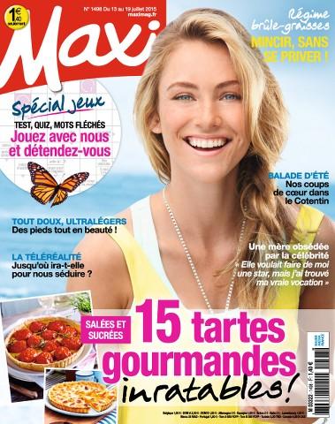 Maxi 1498 - 13 au 19 Juillet 2015