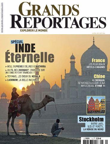 Grands Reportages 366 - Spécial Inde éternelle