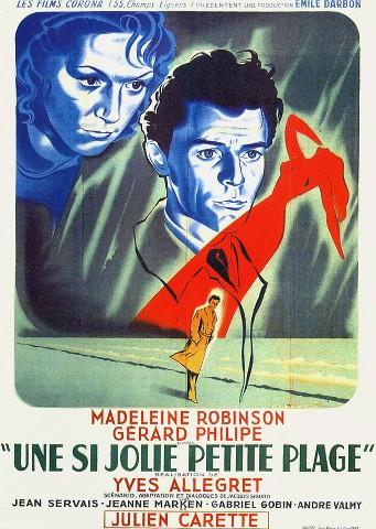 UCgpW8 Yves Allégret   Une si jolie petite plage AKA Riptide (1949)
