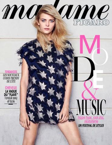 Madame Figaro - 26 Juin 2015
