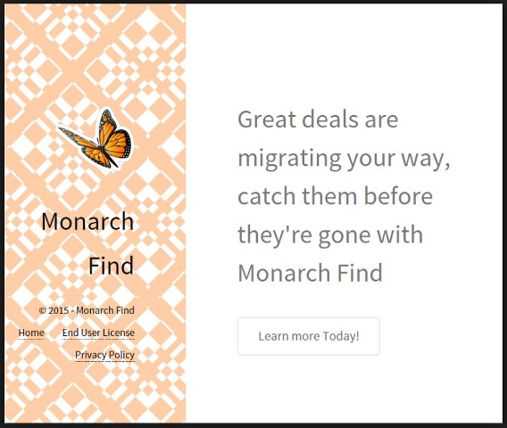 Monarch Find Ads