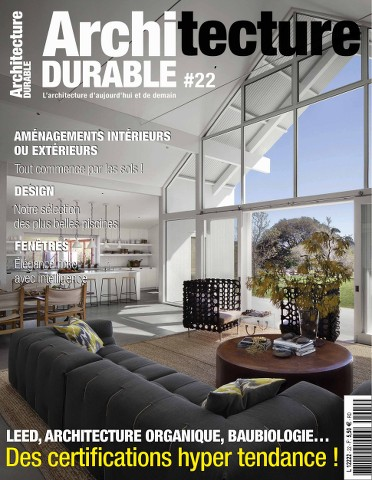 Architecture Durable 22 - Juillet-Septembre 2015