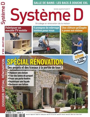 Système D 834 - Juillet 2015