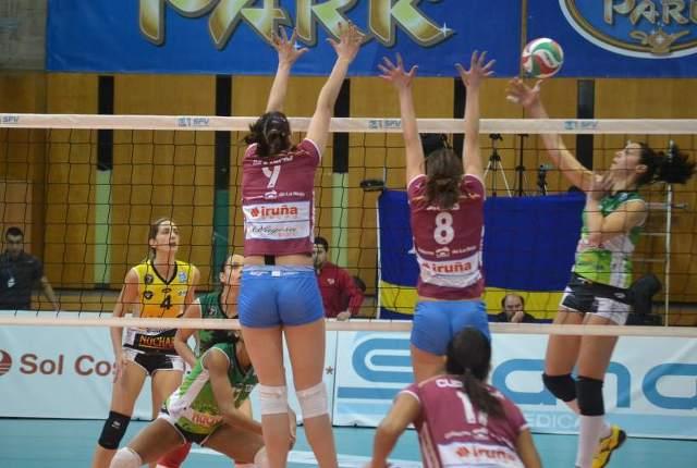 Fachadas Dimurol Libby's vs Minis de Arluy VB Logroño en Vivo – 3er Partido – Superliga Femenina de Voleibol – Viernes 27 de Abril del 2018