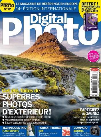 Digital Camera French Magazine 12 - 2015