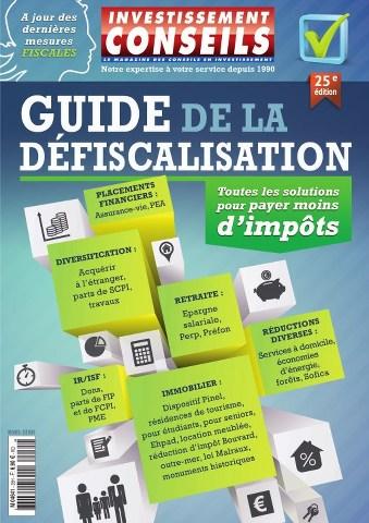 Investissement Conseils Hors-Série 35 - 2015