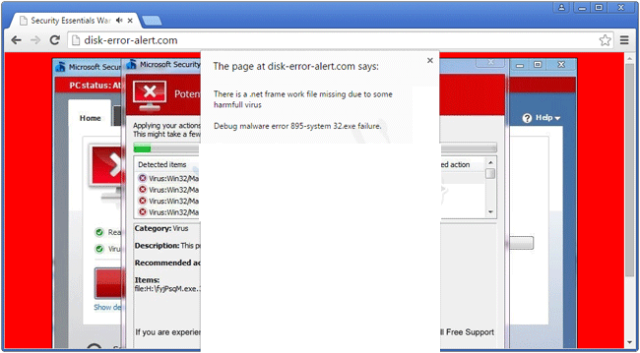 Disk-error-alert.com