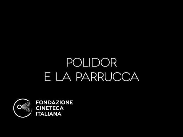 CfuHxi Polidor   Polidor e la parrucca (1917)
