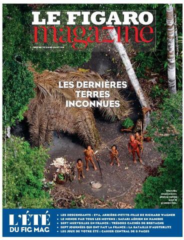 Le Figaro Magazine - 7 Août 2015