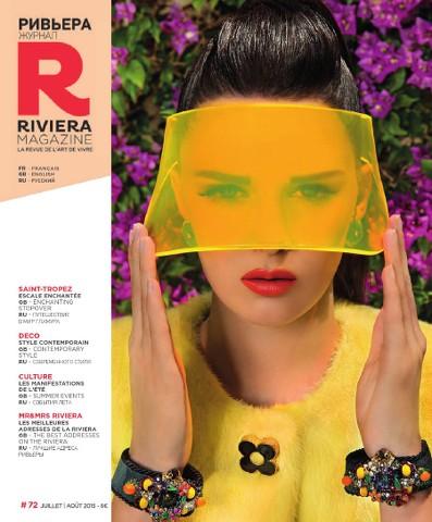 Riviera Magazine N72 - July/August 2015