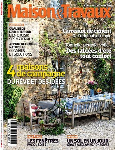 Maison & Travaux 266 - Juillet 2015