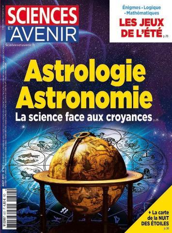 Sciences et Avenir 822 - Août 2015